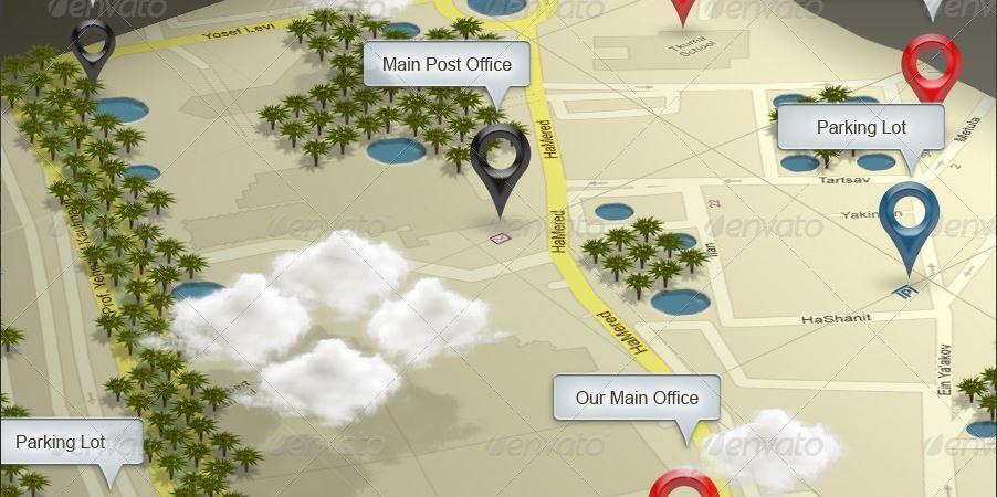 google_map_mockup