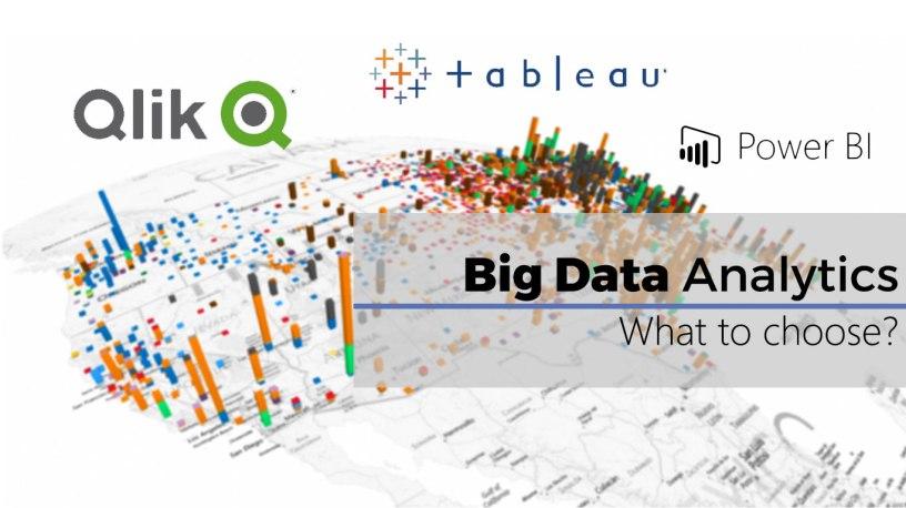Big Data Analytics Tools – What to choose? – BiitLOG